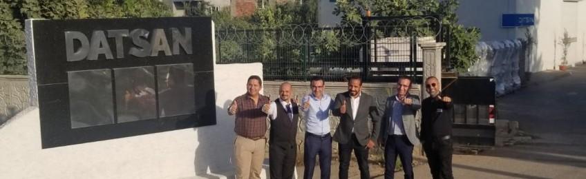 Visit of Latin America Partners