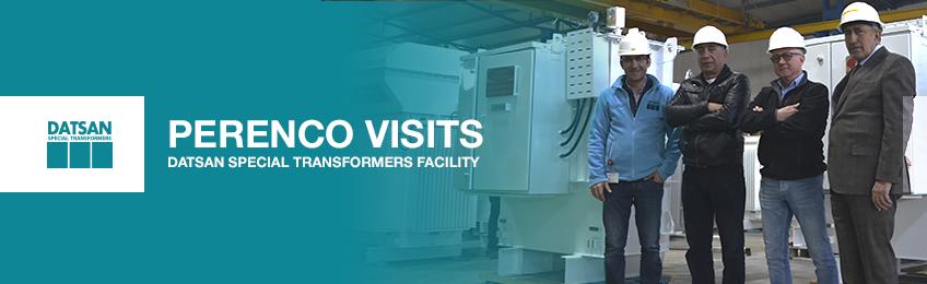 Perenco visits Datsan facility